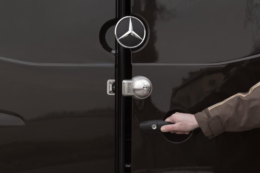 Diebstahlschutz für Ihren Transporter von Work System