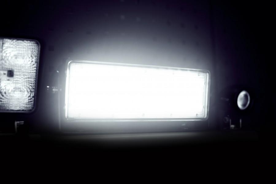 Arbeitsbeleuchtung, LED, Scheinwerfer und Arbeitsleuchten