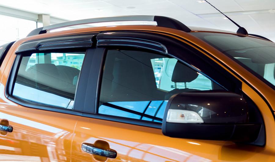 Windabweiser für Motorhaube und Seitenscheiben