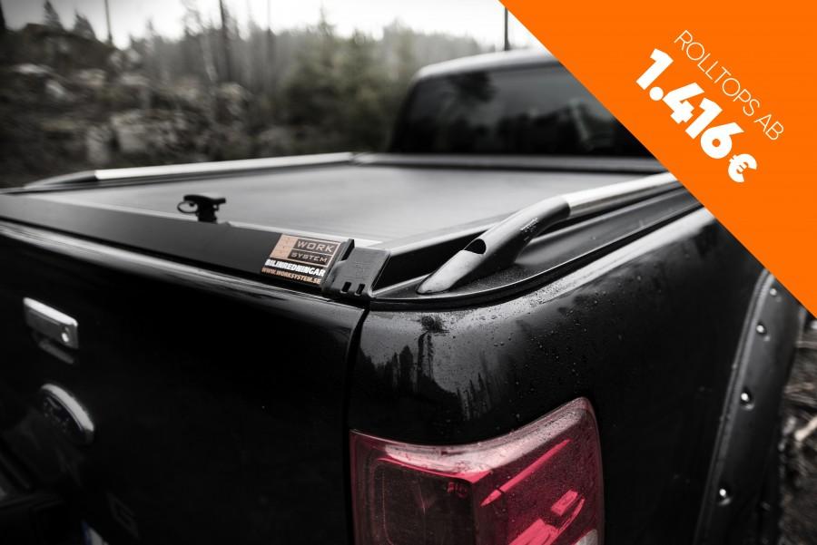 Ladeflächenabdeckungen, Hardtops und Rolltops passend für Ihr Fahrzeug.
