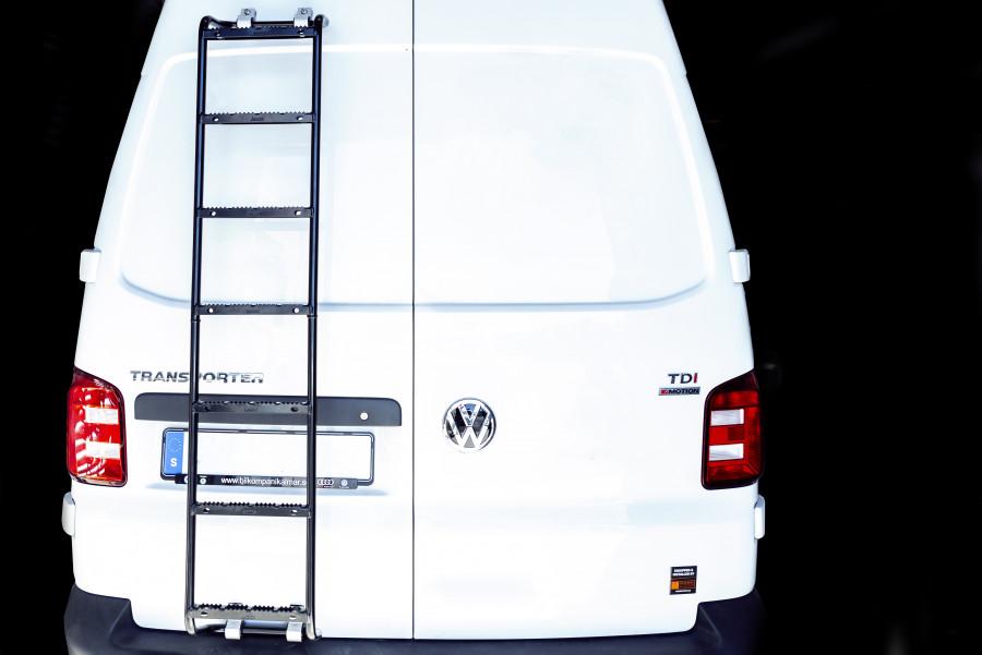 Leitern aus Edelstahl oder Aluminium