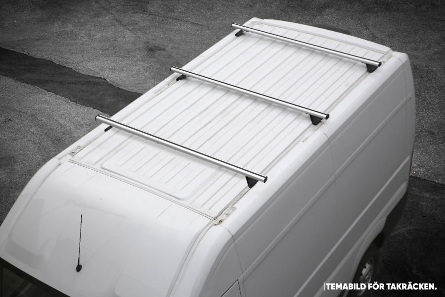 3x Dachträger für den Ford Connect