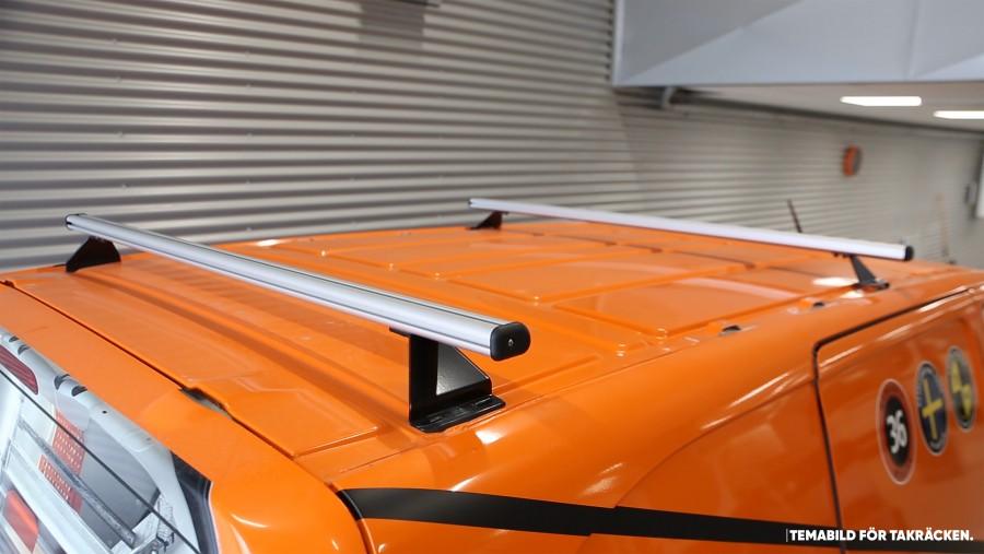 Dachträger Caddy (2 Stück)