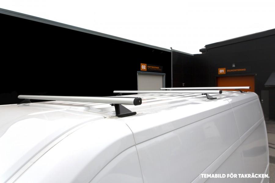 Dachträger Caddy (3 Stück)