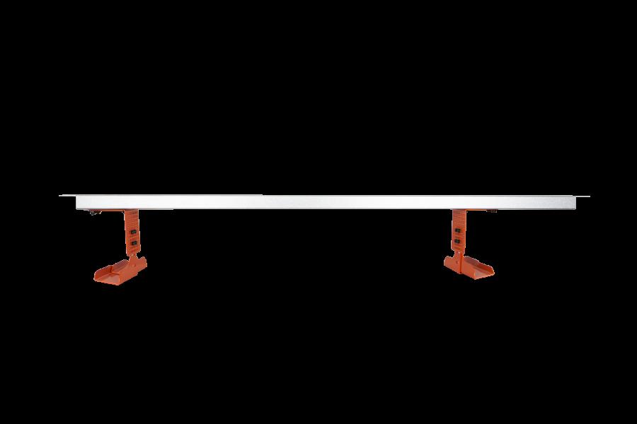 Leiterhalterung innen 2000 mm