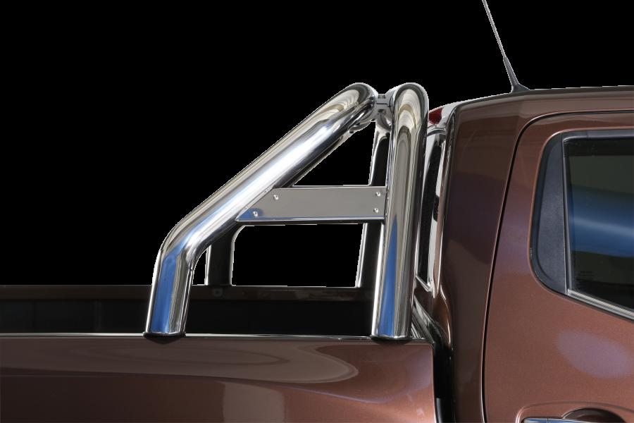Überrollbügel Nissan Navara ab Baujahr 2016.