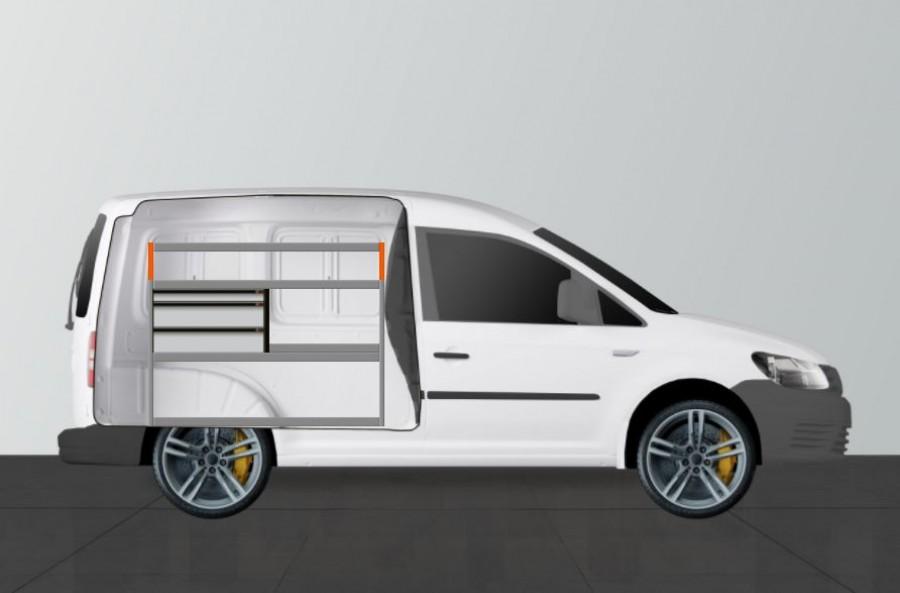 V-LS3 für VW Caddy von Work System