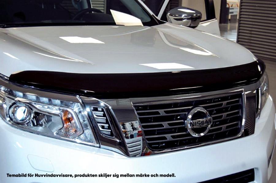 Huvvindavvisare Nissan Navara 2016-