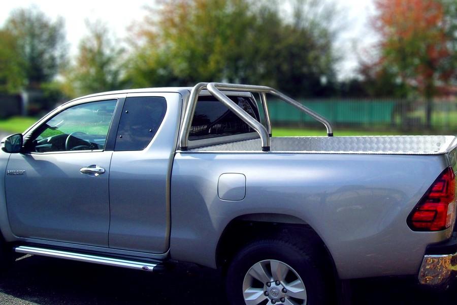 Überrollbügel Toyota HiLux ab 2016
