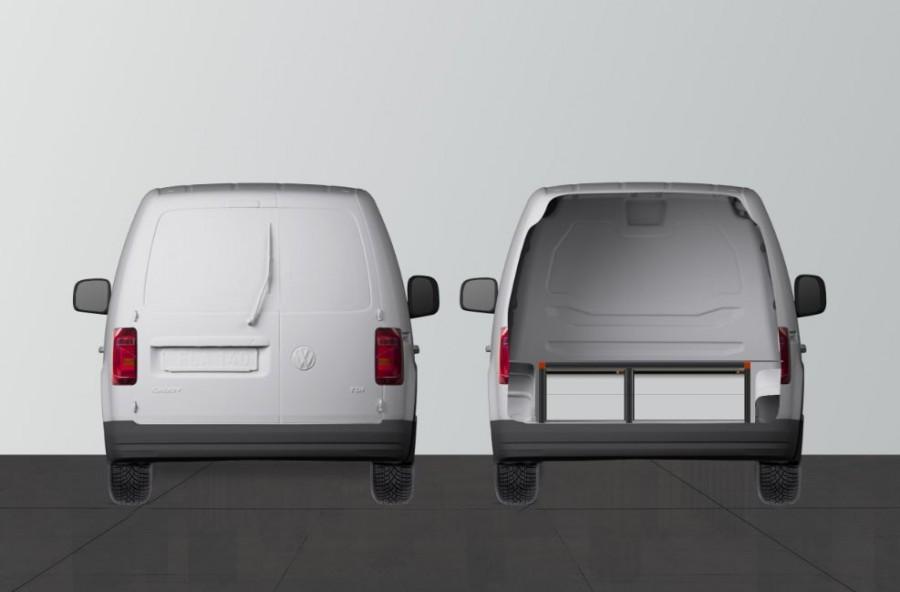 UNTERFLUR H34 Caddy Maxi 3 Schubladen
