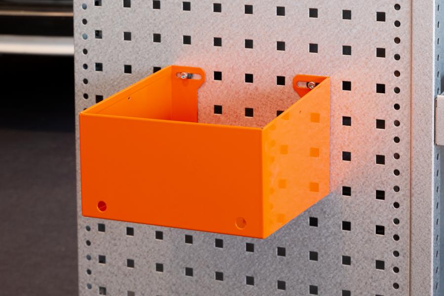 Smartbox 230 Miniregal   Work System