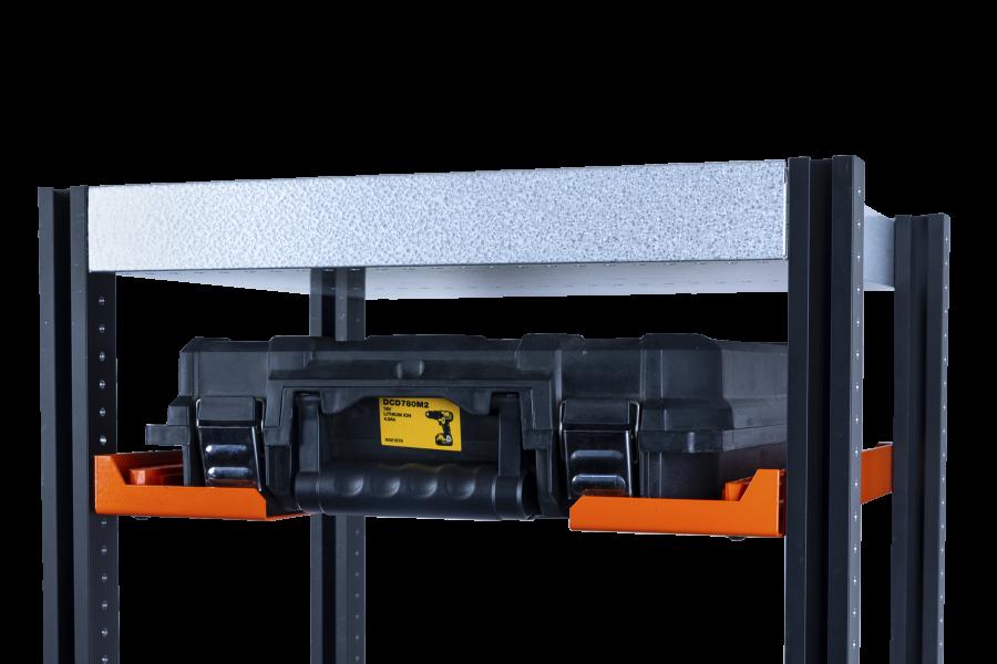 Kofferhalterung Universal | Work System
