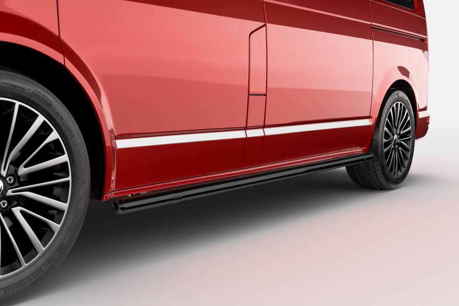 Sidorör VW Transporter (L2)
